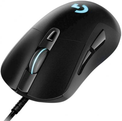 Мышь (910-005632) Logitech G403 Gaming Mouse USB 16000dpi HERO цена