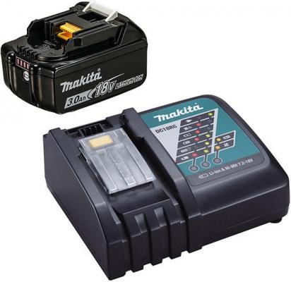 Фото - Аккумулятор для Makita Li-ion DSD180Z, DPJ180Z, DPT351RFE зарядное устройство интерскол li ion зу 1 5 18 18 в 1 5 а