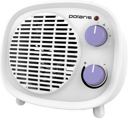 Тепловентилятор Polaris PFH 2042 2000 Вт светодиодный индикатор термостат вентиляция белый