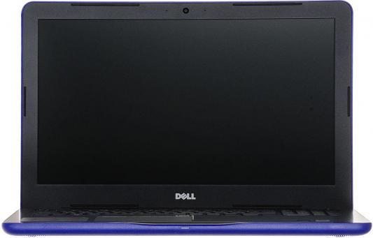 Ноутбук Dell Inspiron 5570 Core i5 7200U/4Gb/1Tb/DVD-RW/AMD Radeon 530 4Gb/15.6/FHD (1920x1080)/Windows 10/blue/WiFi/BT/Cam ноутбук dell inspiron 5570 i5 8250u 8gb 1tb dvdrw 530 2gb 15 6 fhd linub blue