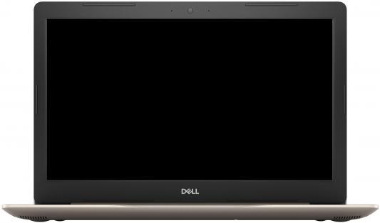 Ноутбук Dell Inspiron 5570 Core i5 7200U/4Gb/1Tb/DVD-RW/AMD Radeon 530 4Gb/15.6/FHD (1920x1080)/Windows 10/gold/WiFi/BT/Cam цена