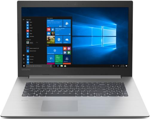 "Ноутбук Lenovo IdeaPad 330-17AST A6 9225/4Gb/1Tb/AMD Radeon R4/17.3""/TN/HD+ (1600x900)/Free DOS/grey/WiFi/BT/Cam"