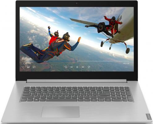Ноутбук Lenovo IdeaPad L340-17IWL Core i5 8265U/4Gb/1Tb/SSD128Gb/Intel UHD Graphics 620/17.3/TN/HD+ (1600x900)/Free DOS/grey/WiFi/BT/Cam ноутбук lenovo v320 17ikb core i5 7200u 4gb 1tb 17 3 dvd dos grey