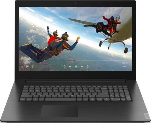 Ноутбук Lenovo IdeaPad L340-17IWL Core i3 8145U/4Gb/1Tb/SSD128Gb/nVidia GeForce Mx110 2Gb/17.3/TN/HD+ (1600x900)/Free DOS/black/WiFi/BT/Cam