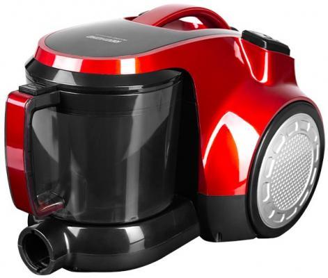 цена на Пылесос Redmond RV-C343 1800Вт красный/черный