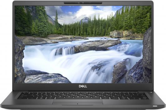 """Dell Latitude 7400 14""""(1920x1080)WVA Antiglare /Intel Core i7 8665U(1.8Ghz)/16394MB/SSD 512GB/noDVD/Int:Intel UHD Graphics 620/Cam/BT/WiFi/60WHr/war 3y/1.36kg/black/W10Pro + TPM,Thdt 3,FPR,vPro"""