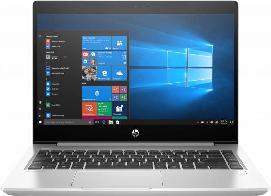 HP Probook 445R G6 UMA Ryze3 3200U 445R G6 / 14 FHD AG UWVA 220 HD / 8GB 1D DDR4 2400 / 256GB PCIe NVMe Value / W10p64 / 1yw / 720p / Clickpad / Realtek AC 2x2+BT 4.2 / Pike Silver Aluminum / FPS  - купить со скидкой