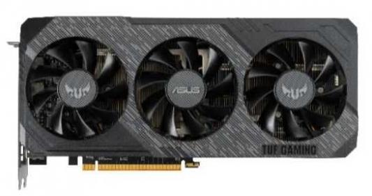 Видеокарта ASUS Radeon RX 5700 TUF Gaming X3 OC edition PCI-E 8192Mb GDDR6 256 Bit Retail (TUF 3-RX5700-O8G-GAMING)