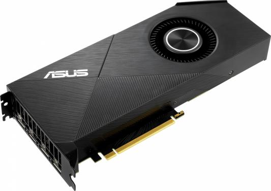 Видеокарта ASUS nVidia GeForce RTX 2070 SUPER Turbo EVO PCI-E 8192Mb GDDR6 256 Bit Retail (TURBO-RTX2070S-8G-EVO)