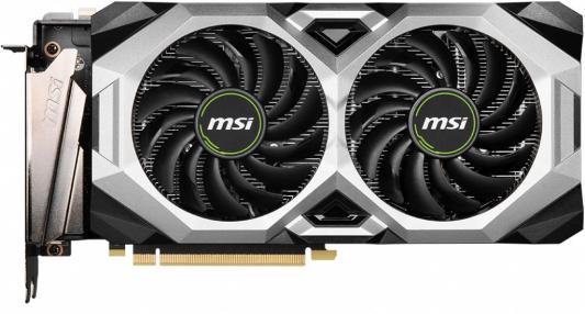 Видеокарта MSI nVidia GeForce RTX 2080 SUPER VENTUS XS OC PCI-E 8192Mb GDDR6 256 Bit Retail (RTX 2080 SUPER VENTUS XS OC)