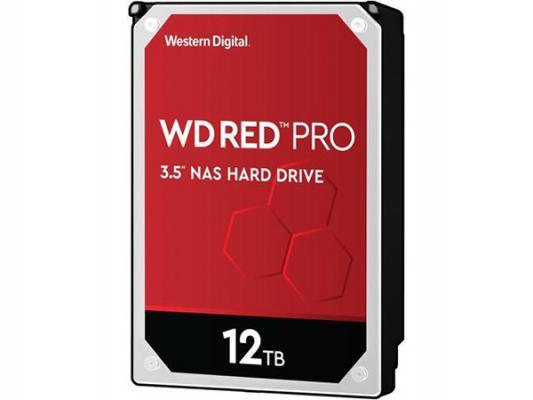 Жесткий диск WD Original SATA-III 12Tb WD121KFBX Red Pro (7200rpm) 256Mb 3.5 zwo asi294mc pro color cooled camera 256mb ddr buffer
