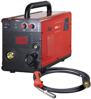 Сварочный аппарат Fubag IRMIG 160 + FB 150 инвертор ММА DC 6.2кВт