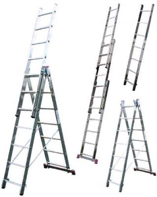 Лестница Krause 010384 8 ступеней