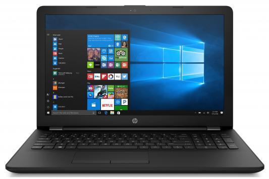 Ноутбук 15.6 FHD HP 15-rb024ur black (AMD A9 9420/4Gb/256Gb SSD/noDVD/Radeon 5/DOS) (7MX45EA) ноутбук hp 15 6 fhd 15 rb024ur black 7mx45ea