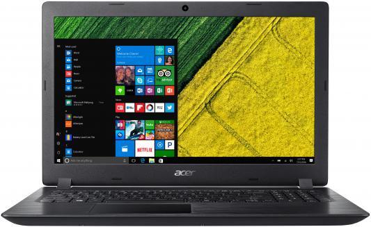 "Ноутбук 15.6"" HD Acer Aspire A315-32-P7NL/s black (Pen N5000/4Gb/500Gb/noDVD/VGA int/Linux) (NX.GVWER.006) ноутбук acer packard bell enlg81ba p8wm nx c45er 006"