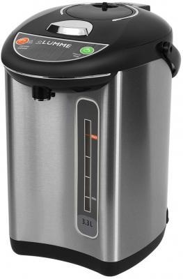 Термопот Lumme LU-299 750 Вт светлый обсидиан 3.3 л нержавеющая сталь цена