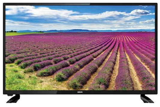 Фото - Телевизор BBK 32LEM-1078/T2C черный bbk 24lem 1063 t2c 24 черный