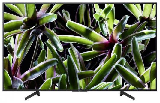 Телевизор SONY KD-49XG7005 черный жк телевизор sony kd 65zd9