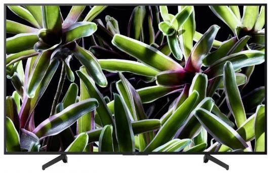 Телевизор SONY KD-65XG7096 черный жк телевизор sony kd 65zd9
