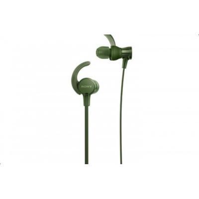 Sony MDR-XB510AS Наушники зеленый