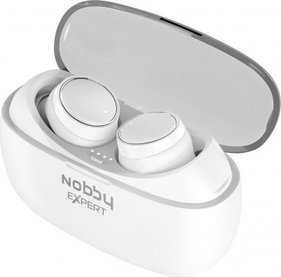 Nobby Expert T-110, NBE-BH-50-01 Bluetooth-наушники (вкладыши), белый