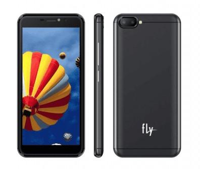 Смартфон Fly Life Zen 8 Гб синий смартфон fly fs518 cirrus 13 midnight red