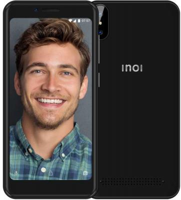 Смартфон Inoi 3 Lite 8 Гб черный смартфон honor 10 lite 32 гб черный
