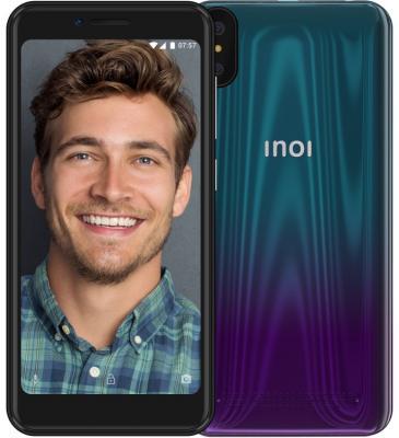 Смартфон Inoi 3 8 Гб зеленый