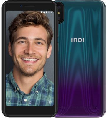 Смартфон Inoi 3 Lite 8 Гб зеленый смартфон inoi 3 lite 8gb black