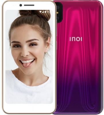 Смартфон Inoi 3 Lite 8 Гб розовый смартфон inoi 3 lite 8gb black