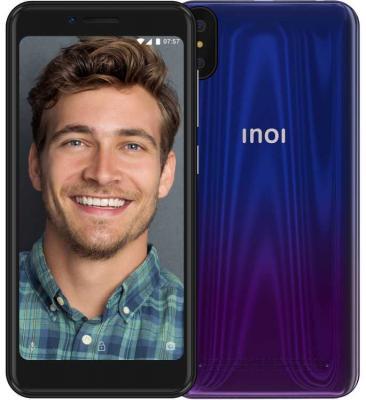 Смартфон Inoi 3 Lite 8 Гб синий смартфон inoi 3 lite 8gb black