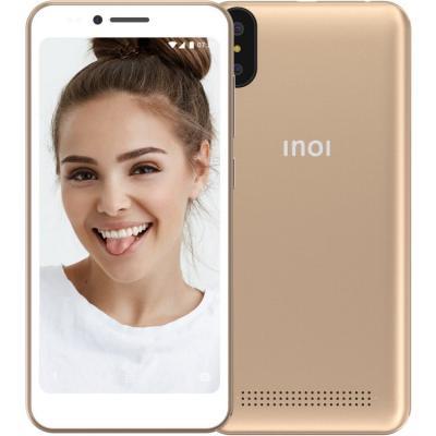 Смартфон Inoi 3 Lite 8 Гб золотистый смартфон inoi 3 lite 8gb black