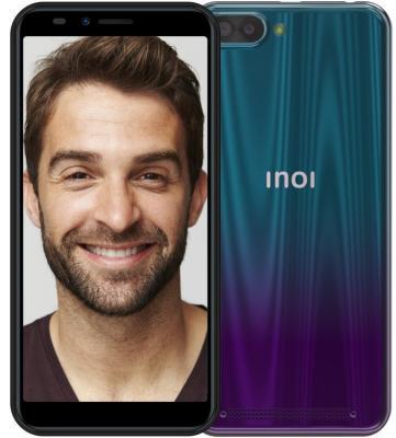 Смартфон Inoi 5i Lite 8 Гб зеленый смартфон inoi 5i pro red