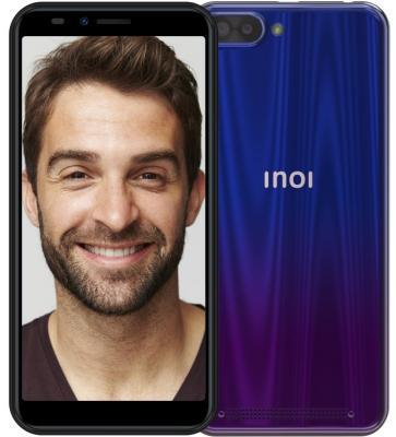 Смартфон Inoi 5i Lite 8 Гб синий смартфон inoi 5i pro red