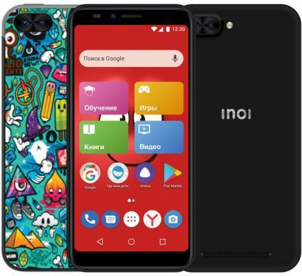 Смартфон Inoi kPhone 4G 8 Гб черный