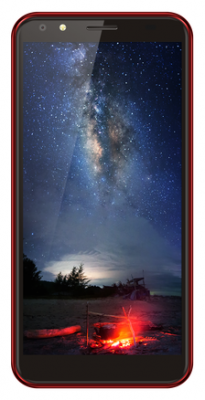 Смартфон Nobby X800 8 Гб красный смартфон