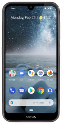 Nokia 4.2 DS 32Gb TA-1157 BLACK Смартфон