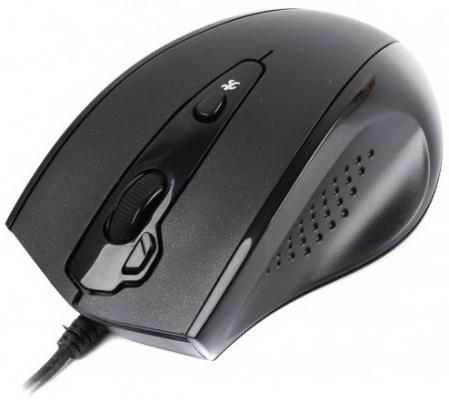 A4Tech V-Track Padless N-810FX black optical (1600dpi) USB [1146046] цена и фото