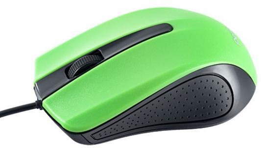 "Perfeo мышь оптическая, ""RAINBOW"", 3 кн, USB, 1,8м, чёрн-зел [PF_3442] цены онлайн"