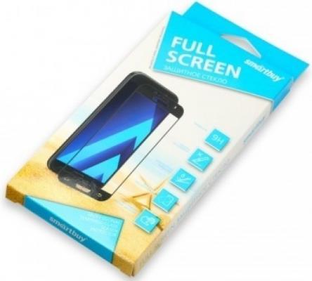 Защитное стекло Smartbuy для iPhone 6/6S Plus c черной рамкой 2.9D [SBTG-FR0004]