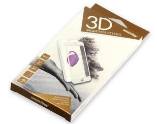 Защитное стекло Smartbuy для iPhone 8 для задней панели 10D(3D) черное [SBTG-3D0028] защитное стекло для iphone interstep для iphone 7 3d черное is tg ipho73dbl 000b201