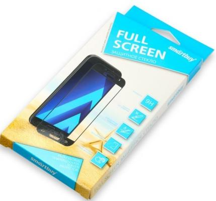 Защитное стекло Smartbuy для Xiaomi Mi8 SE с черной рамкой 2.9D [SBTG-FR0020] защитное стекло smartbuy sbtg 3d0013 для samsung galaxy s8 3d 0 33 мм полное покрытие экрана с рамкой черный
