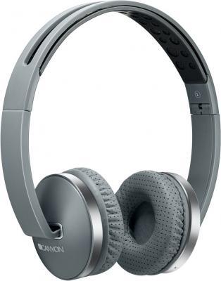 Гарнитура CANYON (серый,Bluetooth 4.2,управление громкостью и микрофоном,6 часов работы ,Mикро-USB,складные) (CNS-CBTHS2DG)