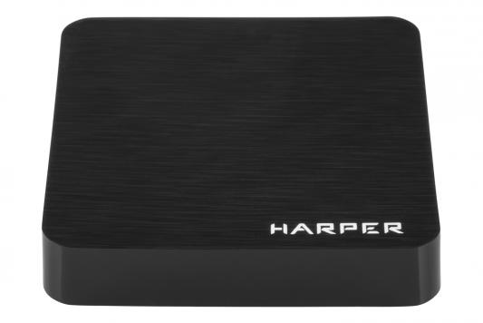 Смарт бокс Harper ABX-110 WiFi, Ethernet, USB, HDMI наматрасник dimax аква смарт протекшн плюс 140x195