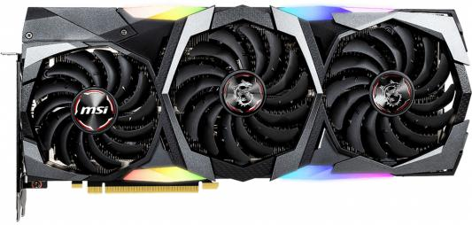 Видеокарта MSI nVidia GeForce RTX 2070 SUPER GAMING X TRIO PCI-E 8192Mb GDDR6 256 Bit Retail (RTX 2070 SUPER GAMING TRIO) видеокарта msi geforce rtx 2070 super 1785mhz pci e 3 0 8192mb 14000mhz 256 bit hdmi 3xdisplayport hdcp ventus oc