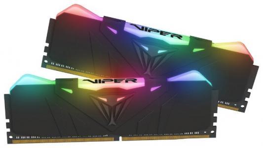 Память DDR4 2x8Gb 3600MHz Patriot PVR416G360C7K RTL PC4-28800 CL17 DIMM 288-pin 1.35В цена