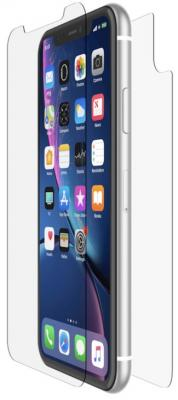 Фото - Защитное стекло для экрана и задней крышки Belkin InvisiGlass Ultra для Apple iPhone XR прозрачная (F8W932DSAPL) защитное стекло belkin invisiglass ultra для apple iphone x xs
