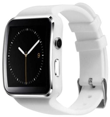 Смарт-часы Smarterra SmartLife NEO 1.54 IPS белый (SM-SLNEOWT) smarterra smartlife kids light blue sm slkb