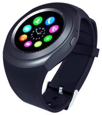 Смарт-часы Smarterra SmartLife R 1.54 IPS черный (SM-SLRNDBL) smarterra smartlife kids light blue sm slkb