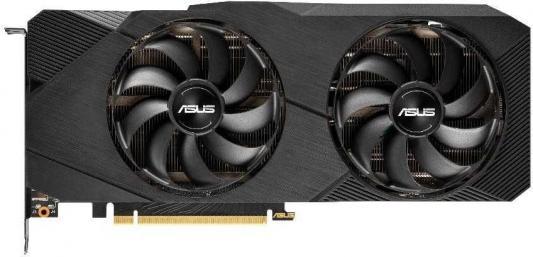 Видеокарта Asus PCI-E DUAL-RTX2080S-O8G-EVO nVidia GeForce RTX 2080 8192Mb 256bit GDDR6 1515/15500/HDMIx1/DPx3/HDCP Ret